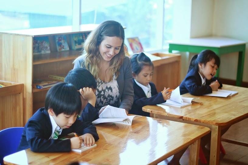 Những ưu việt trong phương pháp Giáo dục tai IQ SChool