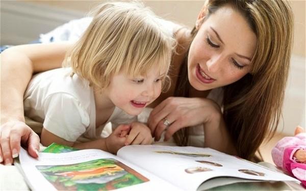 Chiêu cực hay dạy con học tiếng Anh ở nhà