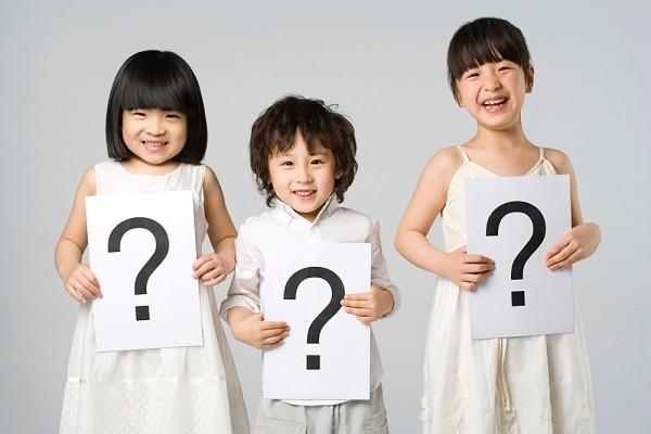 """Gỡ thế """"bí"""" trong câu hỏi Tại sao của bé"""