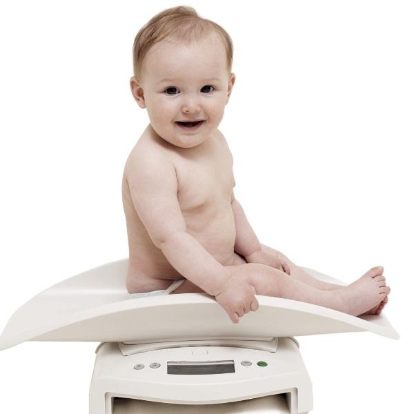 Cân nặng của trẻ tỉ lệ thuận với trí thông minh.