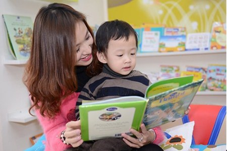 Giúp trẻ kể chuyện cổ tích sáng tạo