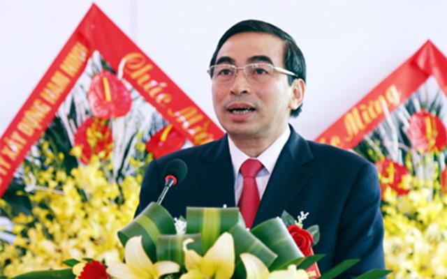 Đồng chí Đinh Văn Điến dự Lễ khởi công Trường liên cấp Quốc tế IQ School Ninh Bình